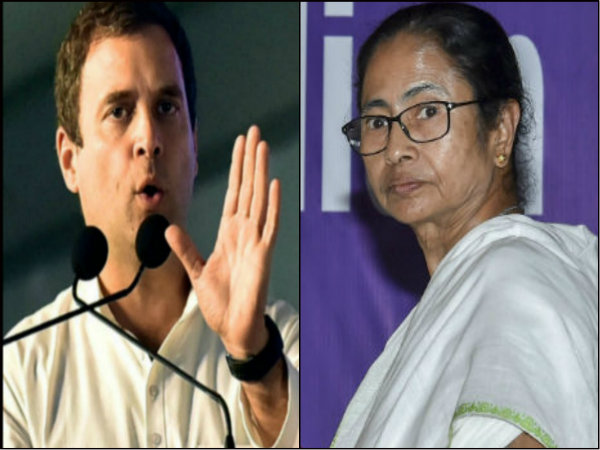 Congress slaps TMC for blocking Rahul Gandhis Chopper landing
