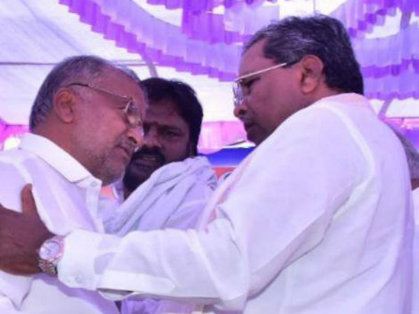 Siddaramaiah tweet about GT Deve Gowda and political relationships