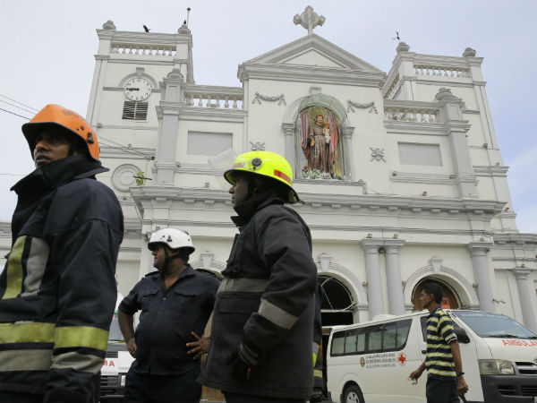 Sri Lanka attacks were retaliation for Christchurch mosque shooting, says minister