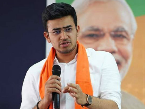 Electing a able person is the responsibility of the voters: Tejasvi Surya