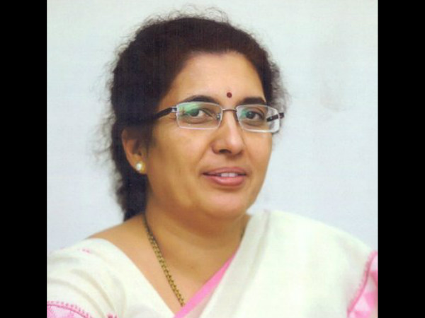 BJP appoints Tejaswini Ananth Kumar as vice president