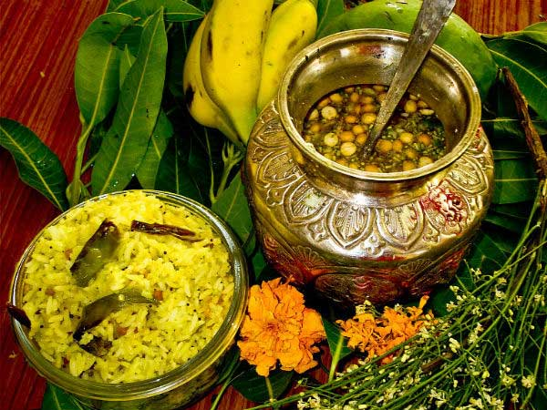 How People Celebrates Ugadi Festival