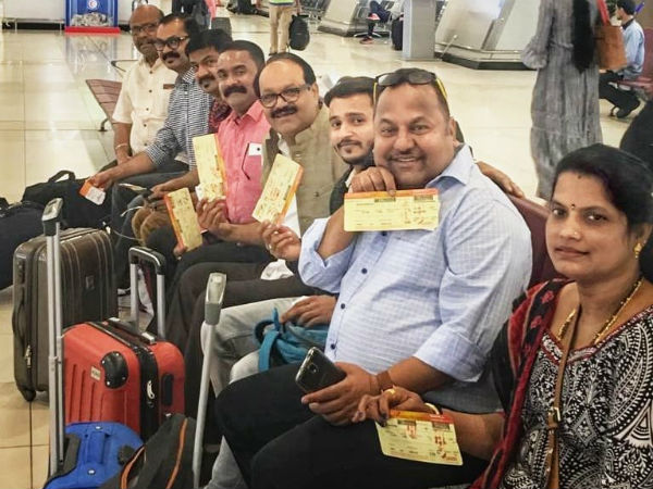 Prime Minister Narendra Modi fans in Kuwait are deprived of voting