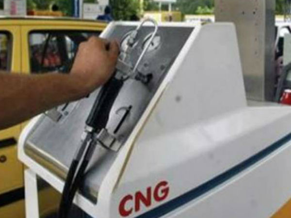 More than 12 CNG stations will set up by month end