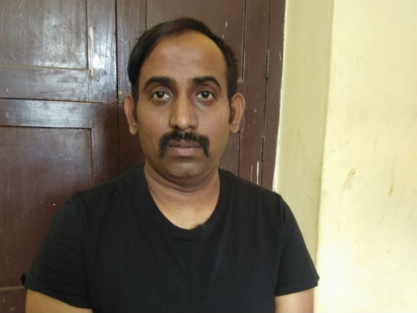 A fake police officer arrested in Mysuru