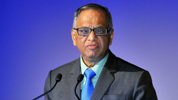 Infosys founder Narayana Murthy will be guest in Week end with Ramesh