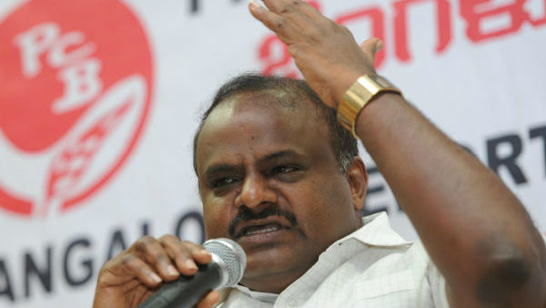 Kumaraswamy instructs congress-jds leaders to not give controversial statements