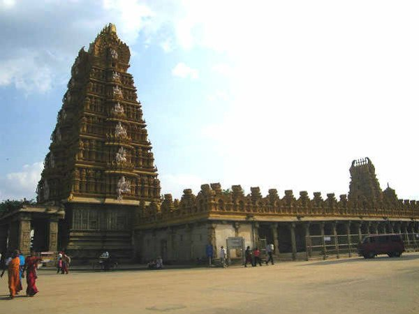 Three days no pooja in Nanjangud Srikanteshwara temple