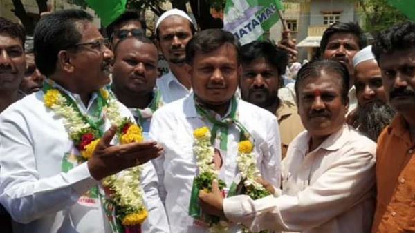 JDS candidate selected as the municipal council member before the election