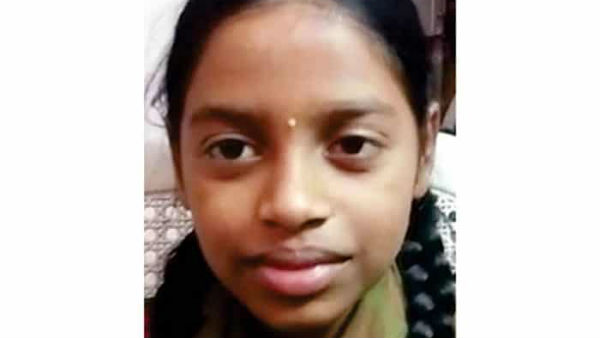 Mysuru girl Shalini wrote 13 languages in her both hands at a time