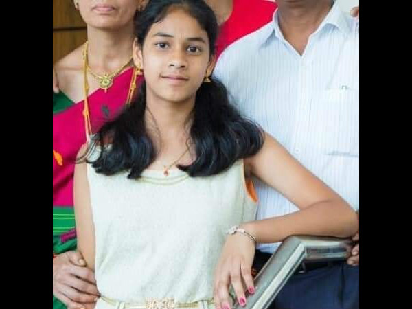 Shivamogga girl Nandini got 96 % marks in SSLC exam
