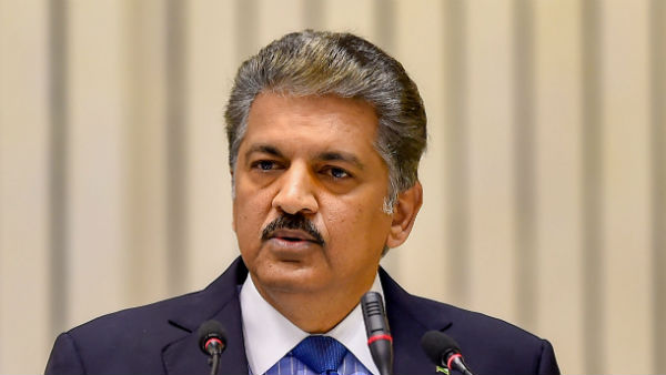 Anand mahindra we were always rich since mahatma gandhi inspired billion globally
