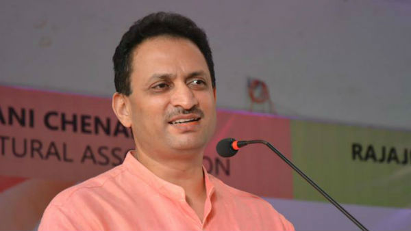 Hindu flag is our teacher and aim: Ananth Kumar Hegde