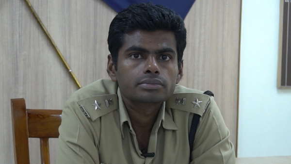 Karnataka IPS officer Annamalai resigns