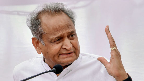 Ashok Gehlot in trouble as ministers revolt in Rajasthan