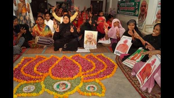 ಮುಸ್ಲಿಮರು ಹೆಚ್ಚಿರುವ ಕ್ಷೇತ್ರಗಳಲ್ಲಿ ಶೇ 37ರಷ್ಟು ಸೀಟುಗಳನ್ನು ಬಾಚಿಕೊಂಡ ಬಿಜೆಪಿ