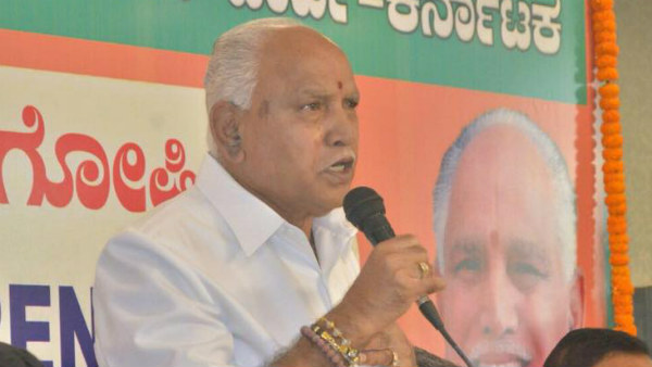 BSY says he will not react on state politics