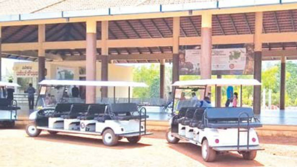 private vehicles ban in Pilikula