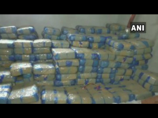 650 kg ganza seized in Bidar, Two arrested