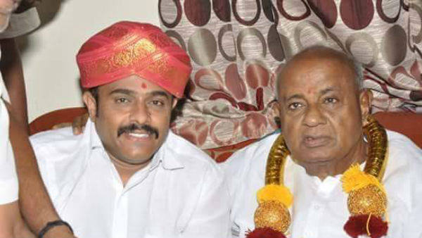 HD Deve Gowda defeated in Tumakuru because of coalition with Congress, said DC Gowrishankar