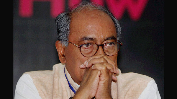 LS polls: Digvijay Singh does not cast his vote