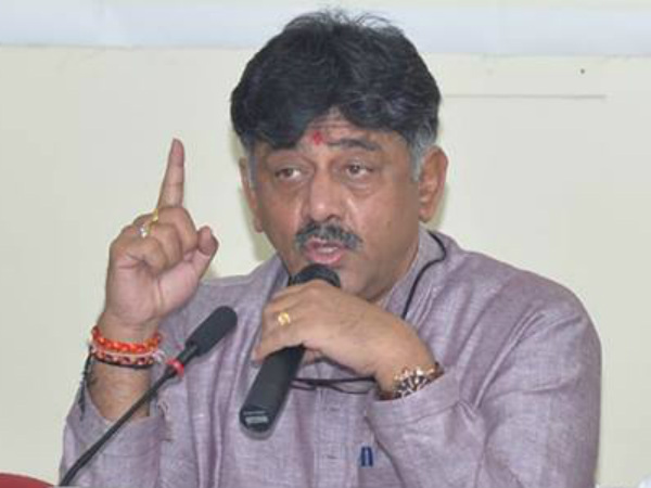 DK shivakumar denies Yeddyurappa corruption allegation