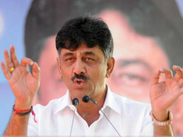 There is no stron leaders in North Karnataka, that is why DK Shivakumar campaigning