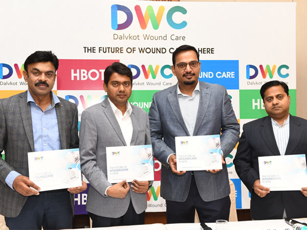 Dalvkot Wound Care (DWC) sets up its First Dedicated Wound Care Centre