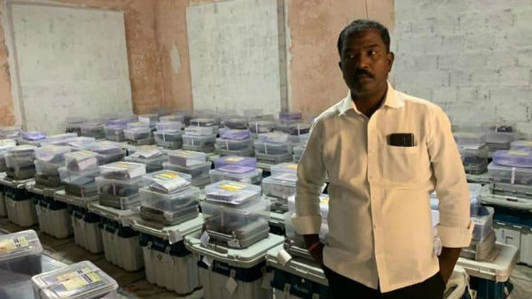 Election commission set up control room for EVM complaints