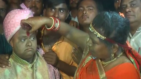 Heart touching story : Gujarati man gets married without bride