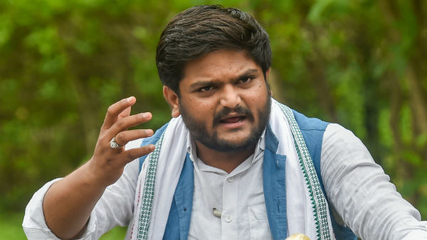 Hardik Patel detained by police for threatening to hold hunger strike
