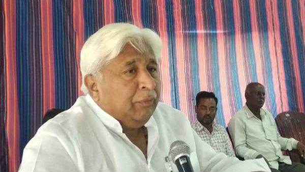 Congress alliance with JDS is special one : HK Patil