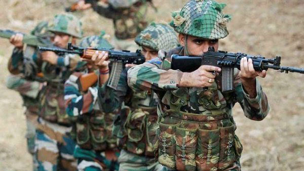 2 terrorists killed by Indian army in Jammu and Kashmir