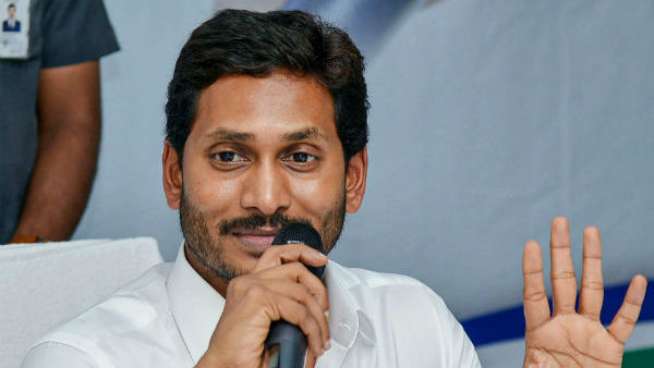 Has Jagan Reddy converted to Hinduism from Christianity?