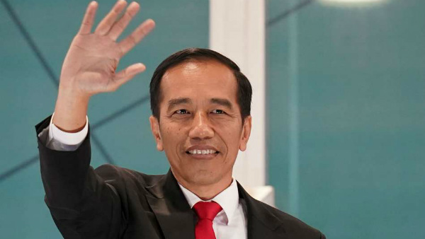 Indonesia Joko Widodo Wins Second Term As President