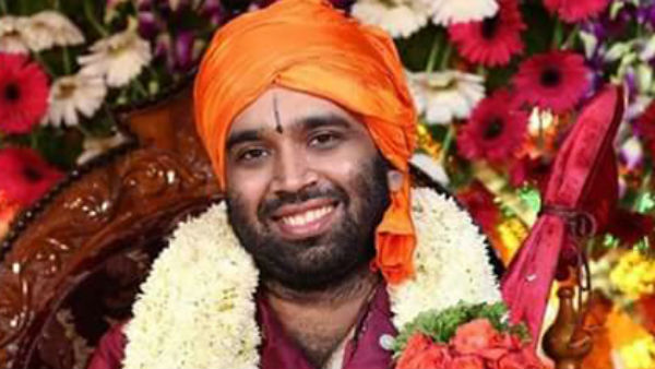 False case registered against Sri Samyamindra thirtha swamiji of Kashi Math