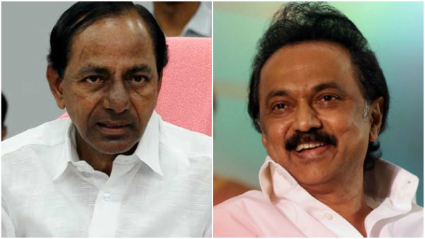 MK Stalin says, he will not entertain third front, he will stand by Rahul Gndhi for PM post