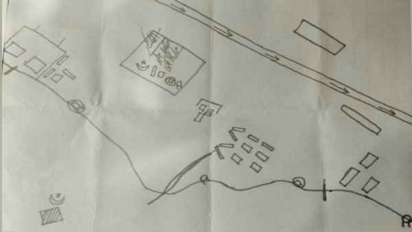 Map recovered from dead terrorist, reveals major plat on counting day May 23