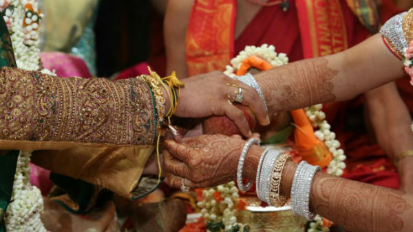 Newly wed woman elope with priest