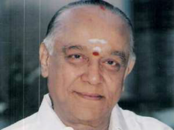 Senior theatre artist Master Hirannayya passes away