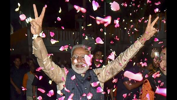 Lok Sabha Elections 2019 In Three Metro Cities Bjp Made Clean Sweep