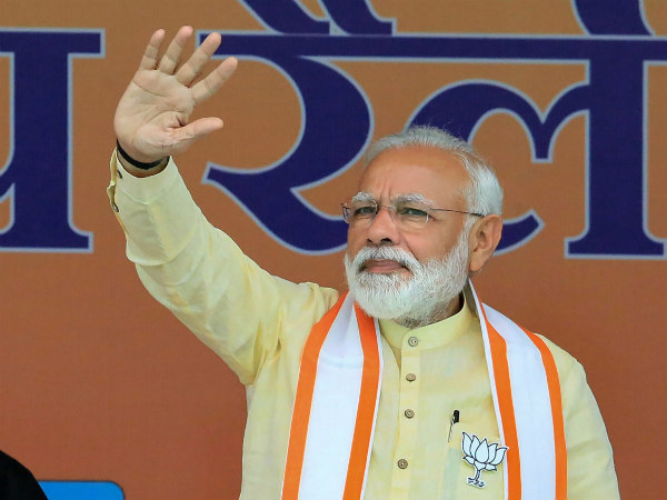 Varanasi : Only One Telangana farmer to contest against PM Modi