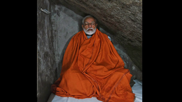 Kedarnath Cave where PM Modi spend 18 hours have CCTV camera, attached toilet