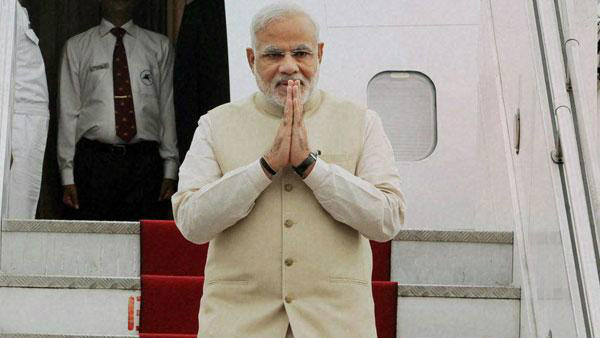 Narendra Modi visiting Maldives and Sri Lanka on June 7-8