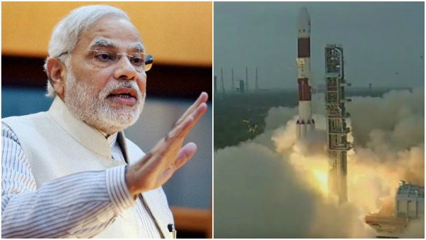 ISRO launched PSLV-C46 with radar earth observation satellite RISAT-2B
