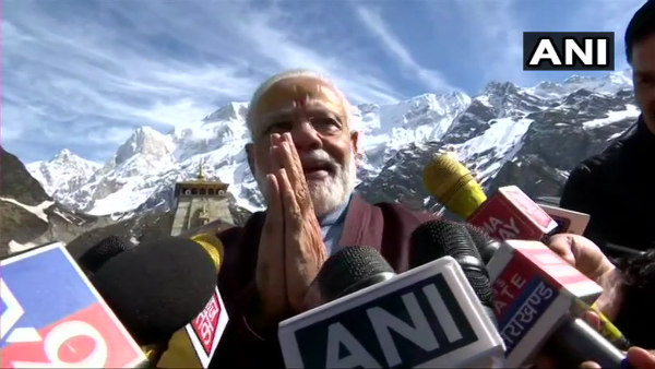 PM Modi says I want people of our nation to see the country