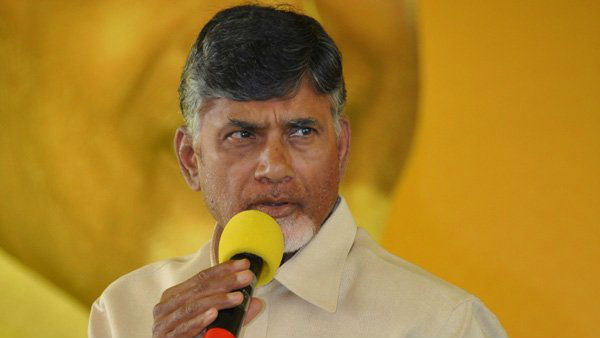 Chandrababu Naidu opposes ECs order for repolling in 5 boths in AP