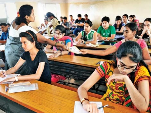 NEET exams: shirt, shoe, stud of students removed by invigilators