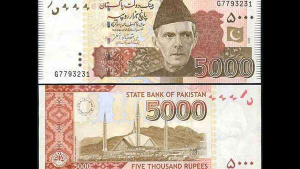 Pakistani Rupee Touched All Time Low Against Us Dollar