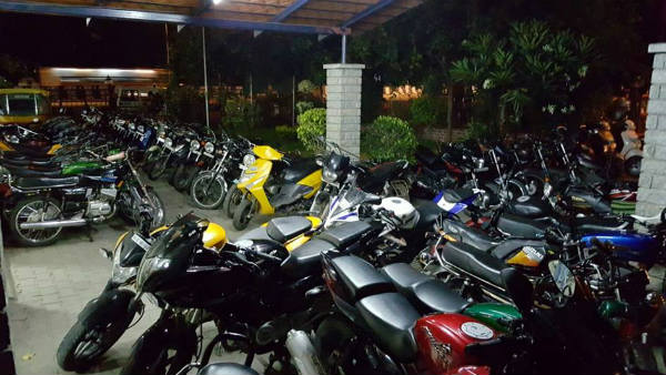 BBMPs smart parking system come to effect from December